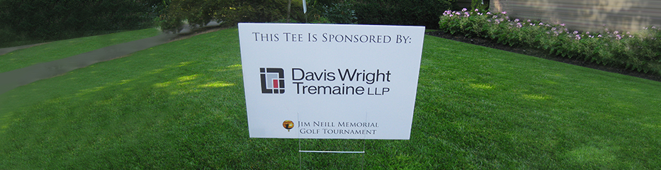 Jim Neill Memorial Golf Tournament_Golf_Sponsorship