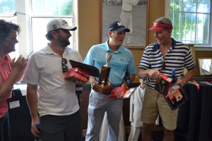 winning foursome given